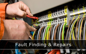 AVAILABLE FOR ELECTRICAL FAULT FINDING AND REPAIRS