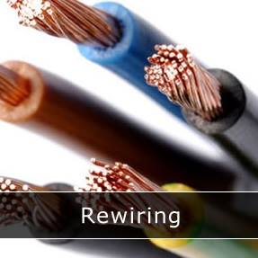 QUALIFIED ELECTRICIAN IN BOLTON OFFERING FULL REWIRING SERVICES